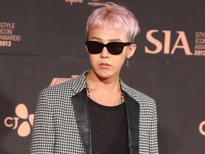 Dianugerahi 'Style Icon of the Year', G-Dragon Tetap Rendah Hati