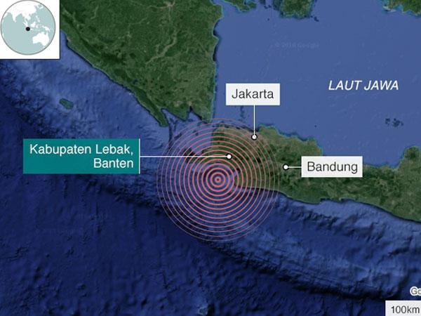 Inikah Penyebab Utama Gempa Guncang Wilayah Banten 3 Kali dalam Sepekan?