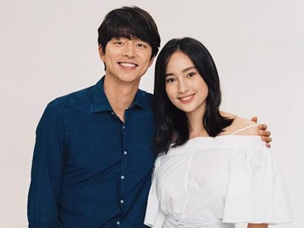Main Iklan Bareng, Tatjana Saphira Merasa Nyaman dengan Gong Yoo