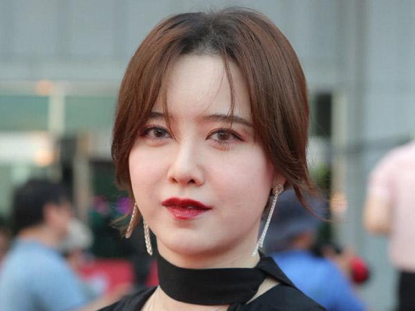 Wajah Makin Chubby, Goo Hye Sun Dikabarkan Hamil!