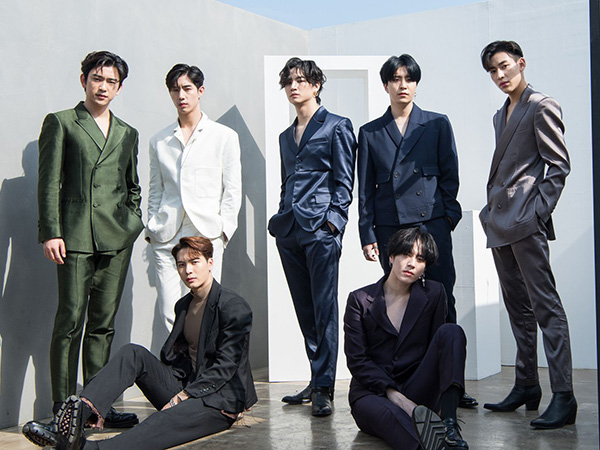 GOT7 Pecahkan Rekor Sendiri dengan Mini Album Terbaru 'DYE'