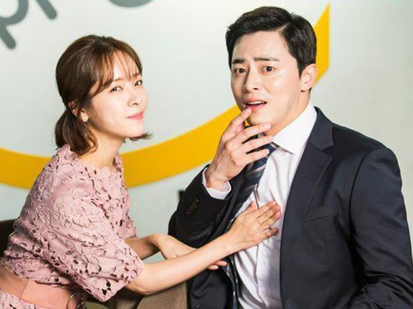 Reuni, Begini Chemistry Jo Jung Suk dan Han Ji Min di Balik Layar 'Incarnation of Envy'