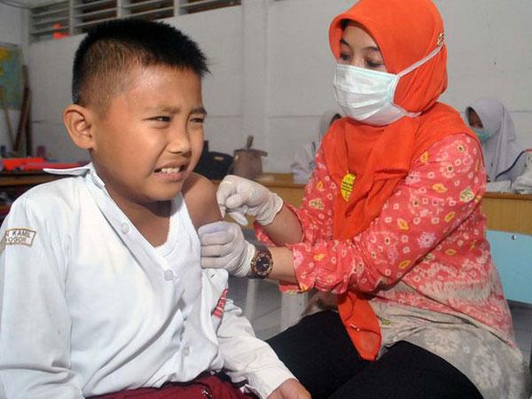 Mendagri Ancam Hukum Pemda yang Larang Imunisasi Rubella