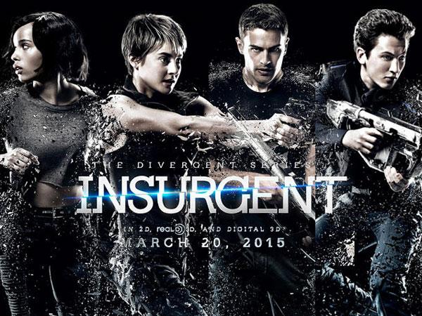 'Insurgent' Kembali Rilis Cuplikan Menegangkan Penangkapan Tris!