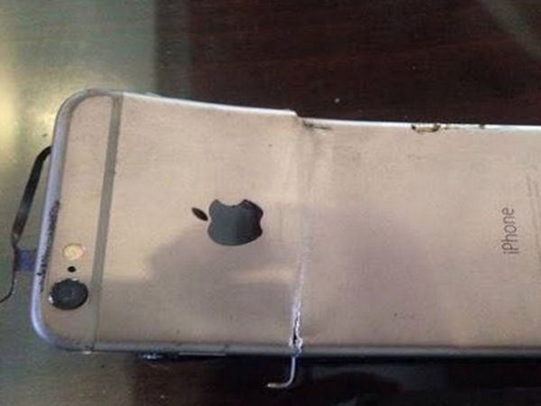 iPhone 6 di India Ditemukan Meledak dan Nyaris Lukai Penggunanya