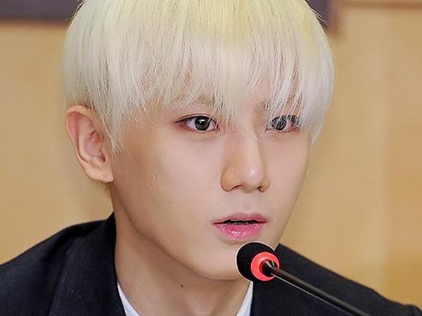 Jang Hyunseung Perdana Buka Suara Soal Kontroversi Sebelum Tinggalkan Beast