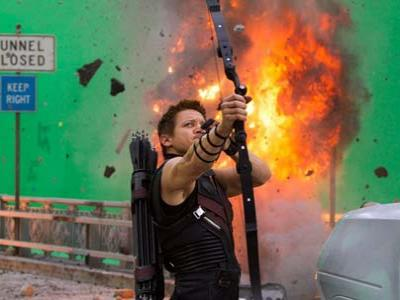 Jeremy Renner Sempat Sulit Perankan Hawkeye