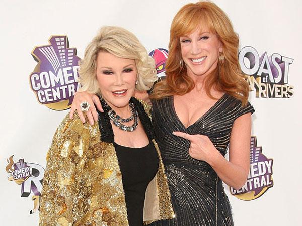 Komedian Kathy Griffin Dikonfirmasi Gantikan Mendiang Joan Rivers di Acara 'Fashion Police'