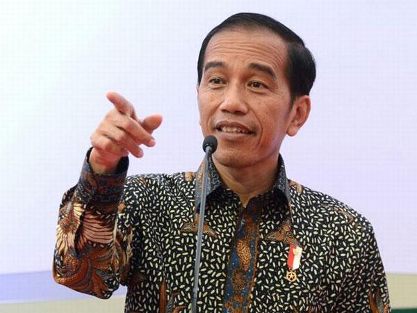 Bangganya Jokowi Karena Indonesia Masuk 10 Negara Paling Aman Sedunia