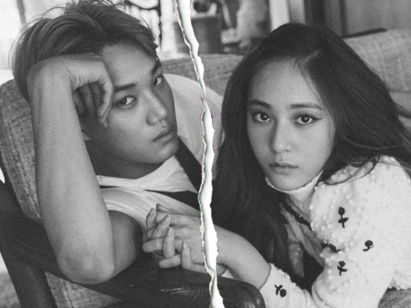 Kai EXO dan Krystal f(x) Dikabarkan Putus!