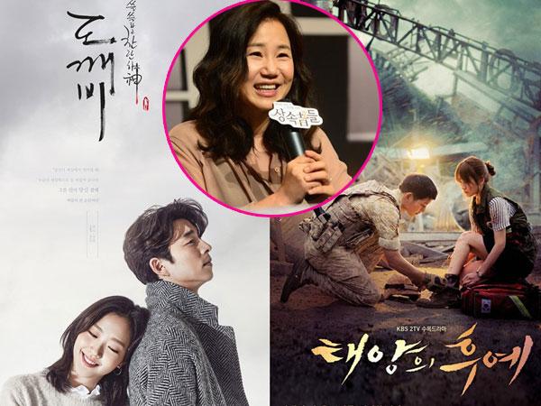 'DOTS' dan 'Goblin' Sukses, Apa Proyek Drama Terbaru Kim Eun Sook?