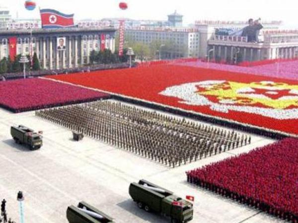 Dipicu Pengeras Suara, Korea Selatan dan Korea Utara Lancarkan Serangan Tembakan