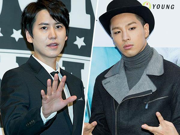 Kyuhyun dan Taeyang Siap Bergabung dengan Para Penyanyi Legendaris di Variety Show Baru!