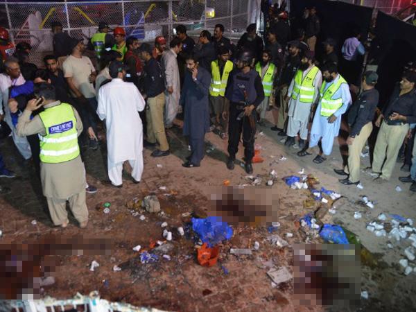 Jauh Lebih Banyak Dari Korban, Ratusan Pelaku Bom Pakistan Ditangkap Massal