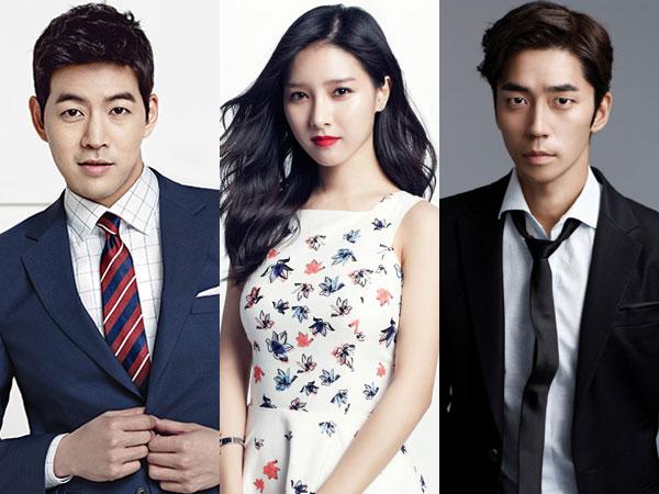 Drama Korea Remake Drama Jepang 'Liar Game' Rilis Daftar Pemainnya!