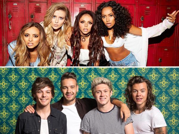 Little Mix Pastikan akan Kolaborasi dengan One Direction di Album Baru