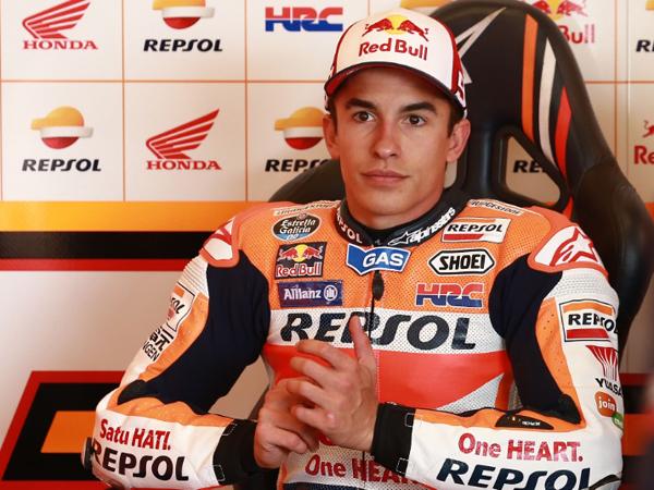 Pasca Operasi, Marc Marquez akan Balapan di Sirkuit Jerez dengan Perban di Jarinya