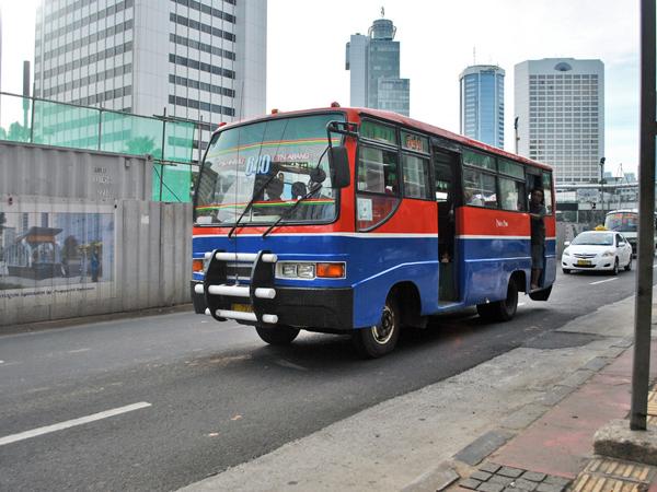 Gantikan Metro Mini di Jalanan Ibu Kota, Mei 2016 Akan Datang 500 Bus Baru