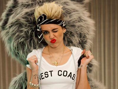 Wah, Miley Cyrus akan Nge-rap di Lagu Terbarunya!