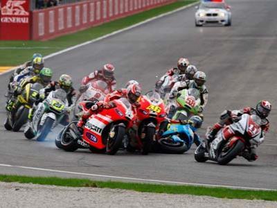 MotoGP Kenalkan Regulasi Pengurangan Poin