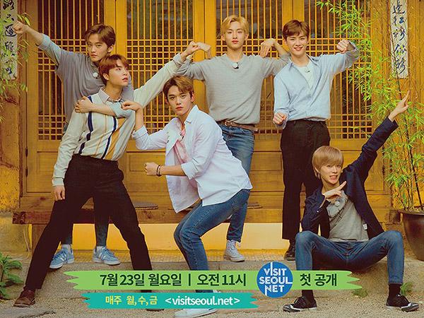 'Hot & Young Seoul Trip', Variety Baru 6 Member Asing NCT Jelajahi Pesona Lain Ibukota Korea