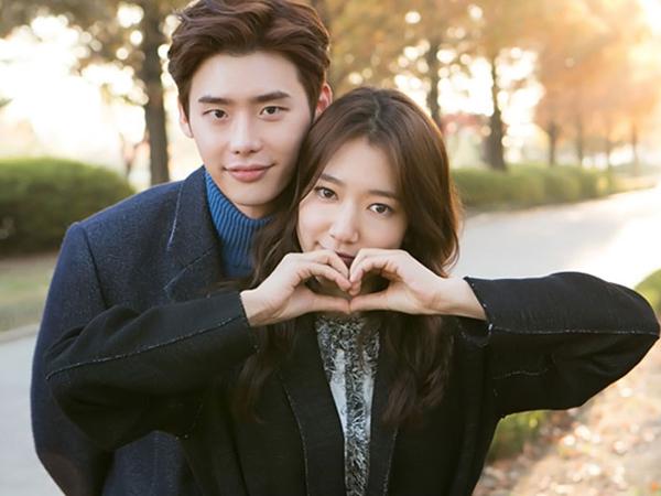 Lee Jong Suk dan Park Shin Hye Dikabarkan Sudah Pacaran 4 Bulan!