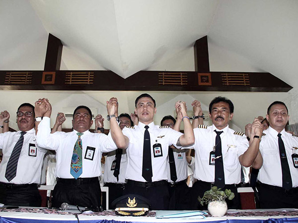 Isi Tuntutan Puluhan Pilot Maskapai Garuda yang Kompak Ancam Mogok Kerja