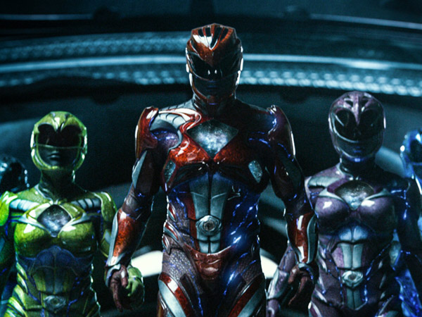 Final Trailer 'Power Rangers' Jadi Senjata Pamungkas Film 2017 Lionsgate!