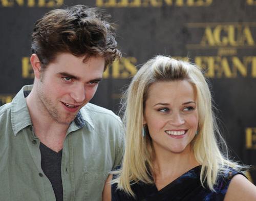 Witherspoon Kagumi Kepribadian Pattinson