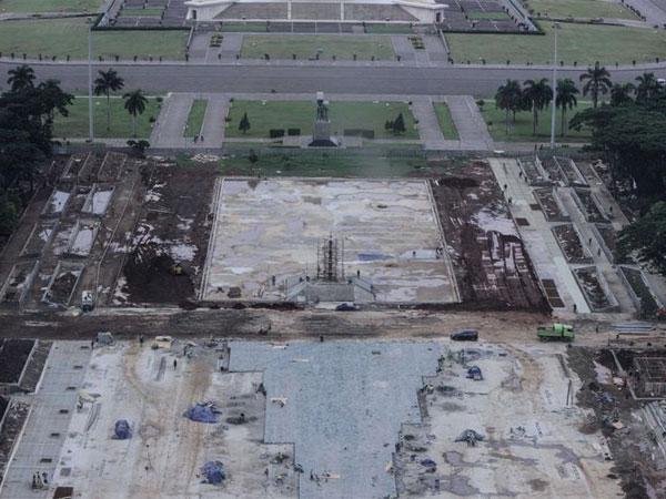 Tak Ada Izin, Inikah Tahapan Revitalisasi Monas yang Tidak Dilakukan Pemprov DKI Jakarta?
