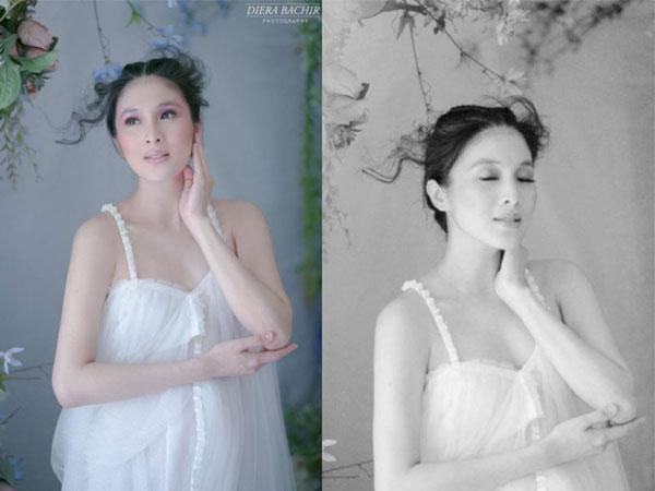 Sandra Dewi Percayakan Maternity Shoot di Tangan Diera Bachir, Hasilnya Cantik!