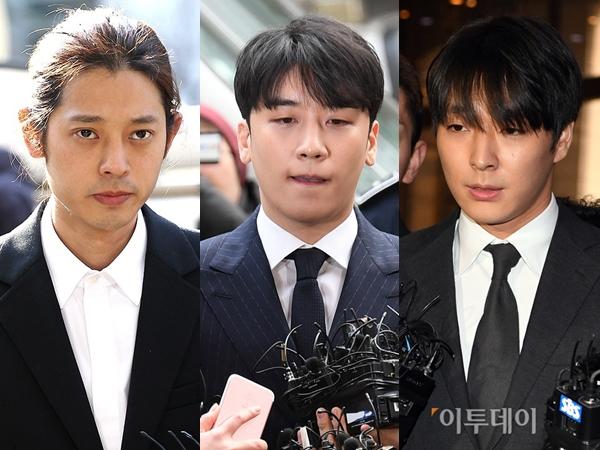 Seungri, Jung Joon Young, hingga Jonghoon Diduga Sengaja Ganti Ponsel Sebelum Kasus Terbongkar