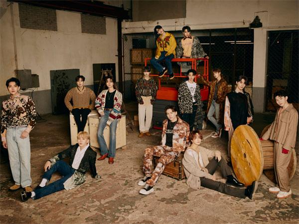 SEVENTEEN Puncaki Chart iTunes dengan Single Jepang 'Not Alone'