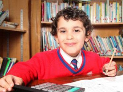 Sherwyn Sarabi, Bocoh 4 Tahun yang Miliki IQ Jenius