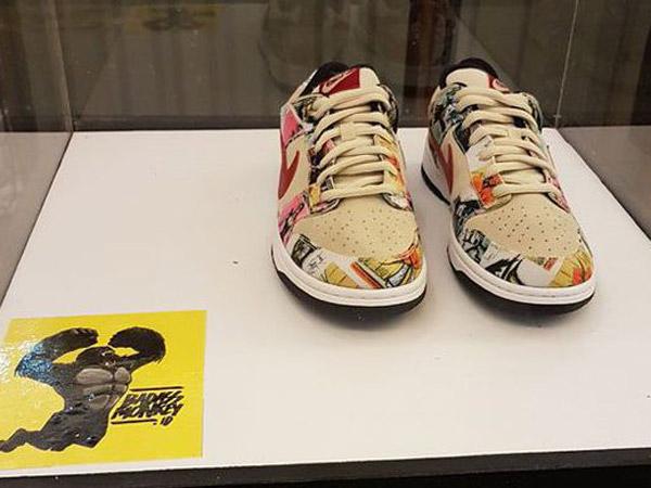Inilah Sneakers Seharga Rp 166 Juta di Kemang, Apa Keistimewaannya?