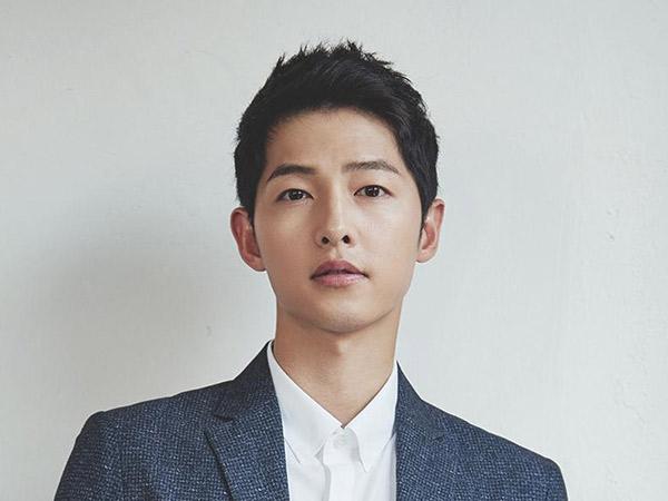 Song Joong Ki Gabung ke Agensi Baru Usai Keluar dari Blossom Entertainment