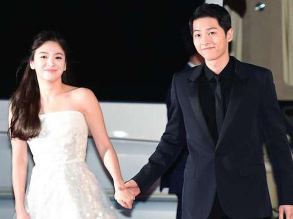 So Sweet, Ini Lho Alasan Song Joong Ki Gerak Cepat Nikahi Song Hye Kyo!