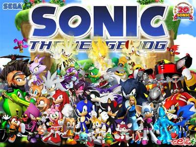 Wah, Game 'Sonic The Hedgehog' akan Digarap dalam Versi Layar Lebar?