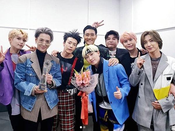 Jelang ke Indonesia, Super Junior Umumkan Akan Rilis Album Baru