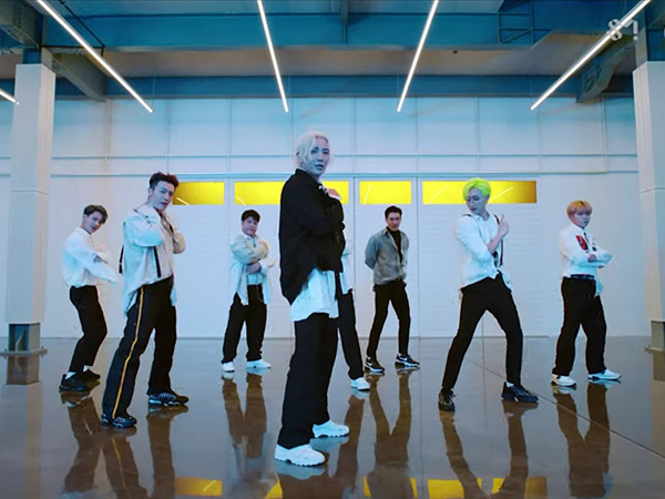 Super Junior Tampil Fresh dan Funky di MV Comeback #SUPER_Clap