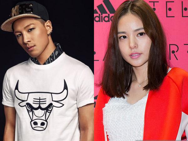 Hadiri Konser Big Bang Di Sydney, Min Hyo Rin Terlihat Kencan Dengan Taeyang!