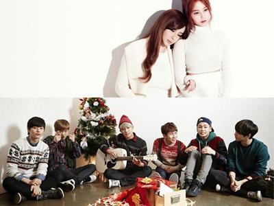 Ingin Modis Saat Natal? Yuk Dandan a la Idola K-Pop!