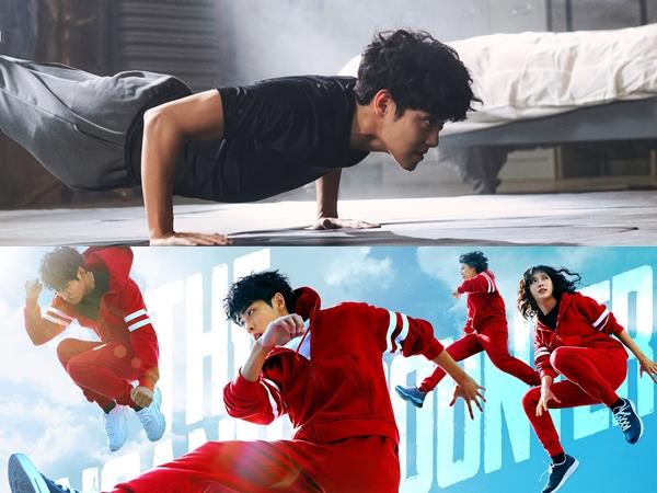 Jo Byeong Gyu Pamer Otot Dalam Foto Teaser Drama 'Amazing Rumor', Siap Bertarung!