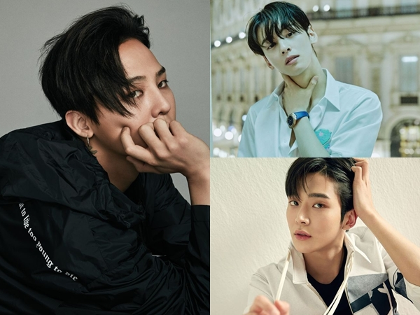 Deretan Idol K-Pop Cowok yang Miliki Banyak Fanboy