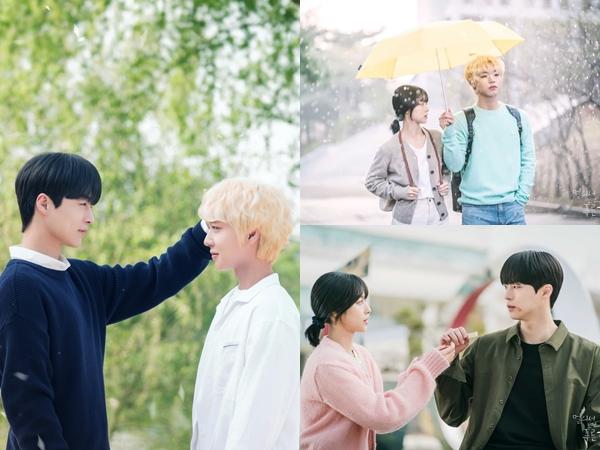 3 Alasan Kamu Harus Nonton Drama 'At a Distance Spring is Green'