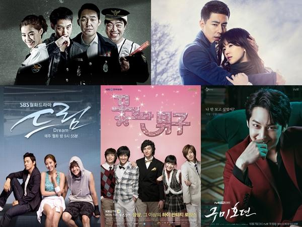 5 Drama Populer yang Dibintangi Kim Bum, Mana Favoritmu?