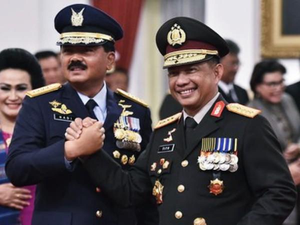 Siapapun yang Berupaya Gagalkan Pelantikan Presiden Akan Berhadapan dengan TNI?