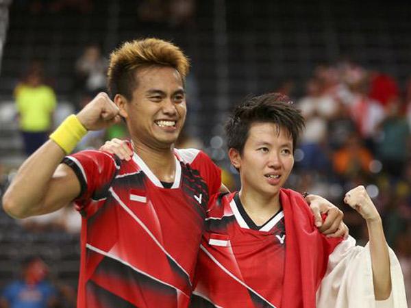 Pecundangi Tuan Rumah, Tontowi-Liliyana Juara China Open 2016