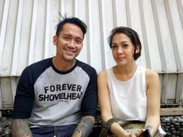 Ultah yang Ke-46, Tora Sudiro Dapat Kejutan 'Kue Tart Jengkol' dari Istri