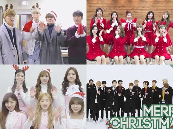 Jadi 'Santa' Hingga 'Rusa', Intip Lucunya Ucapan Natal dari Sederet Idola K-Pop Ini!